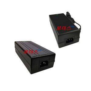 [로더스] 24V 5A/24V 6.3A/6.25A 모니터국산어댑터RQ-12024Fb