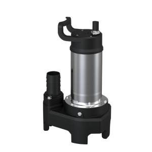 [윌로펌프] PDV-A750M 비자동 스테인리스 오폐수 배수용수중펌프